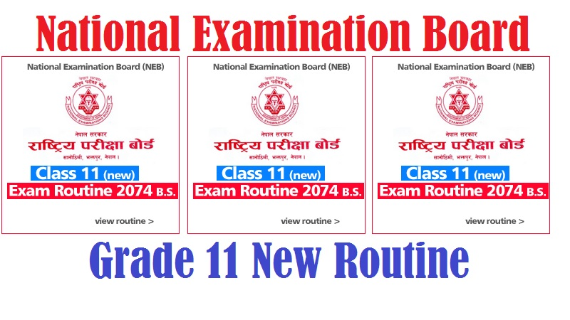 national examination board
