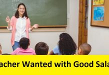Abroad Teaching Jobs Vacancy Notices