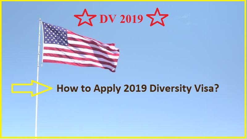 2019 Diversity Visa