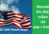 EDV 2022 Result Nepal