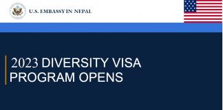 2023 Diversity Visa Programs