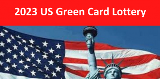 2023 US Green Card Lottery