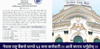 Nepal Rastra Bank the Bank of Banks