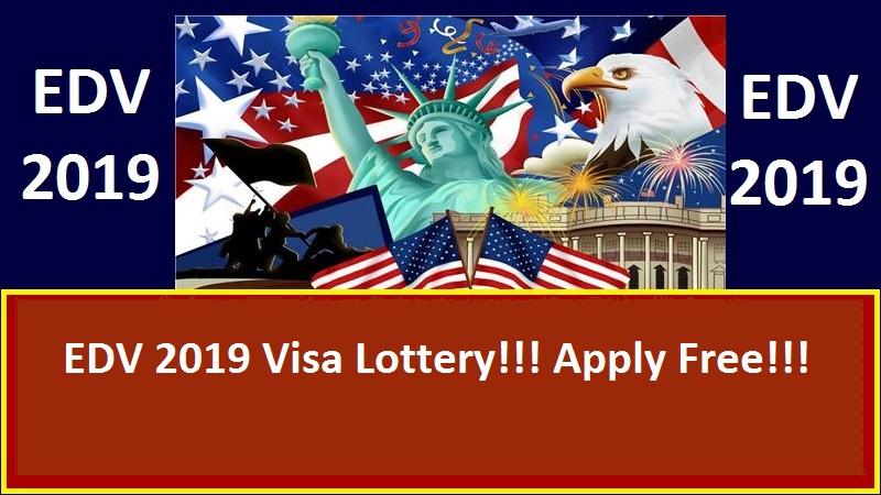 EDV 2019 Visa Lottery