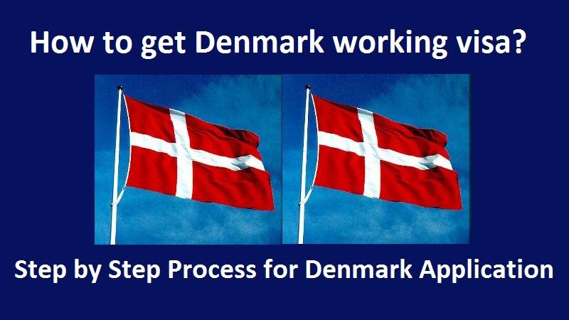 Denmark working visa