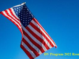 DV Program 2022 Result Date