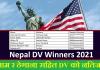 Nepal DV Winners 2021