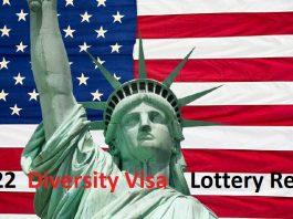 2022 Diversity Visa Lottery Result