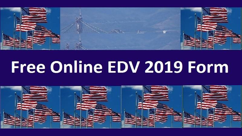 Free Online EDV 2019 Form