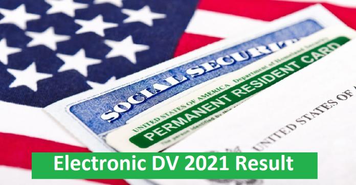 Electronic DV 2021 Result