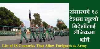 Foreign Citizens Armed Force