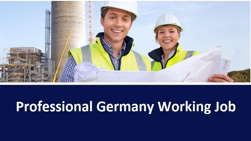 Professional Germany Working Job