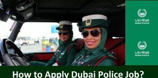 Apply Dubai Police Job