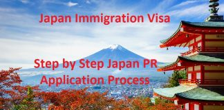Japan Immigration Visa