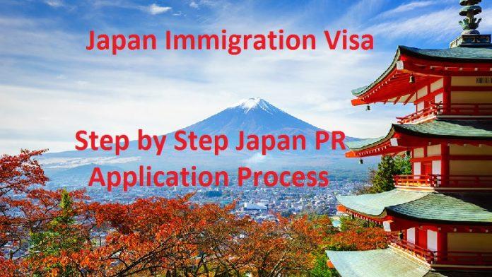 Japan Immigration Visa