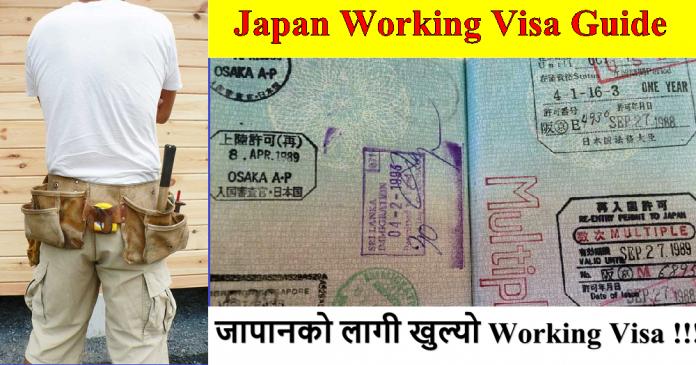 Japan Working Visa Guide