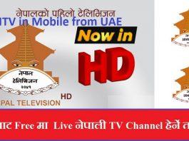 Live NTV in Mobile