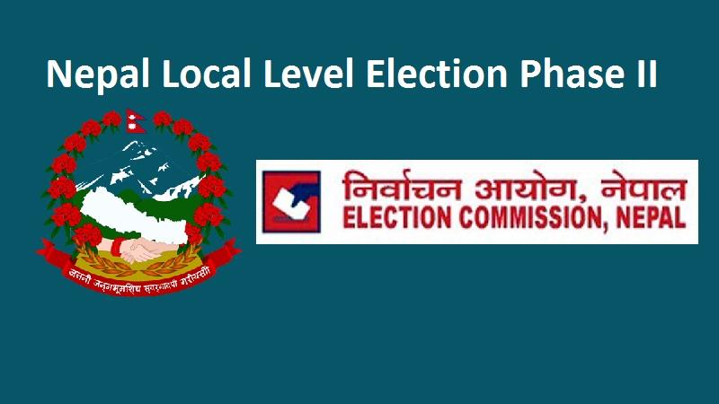 Nepal Local Level Election Phase II