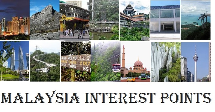 malaysia interest points