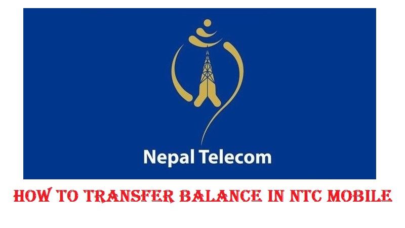 namaste balance transfer