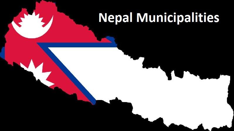 nepal municipalities