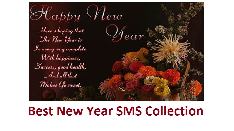 Best New Year SMS Collection