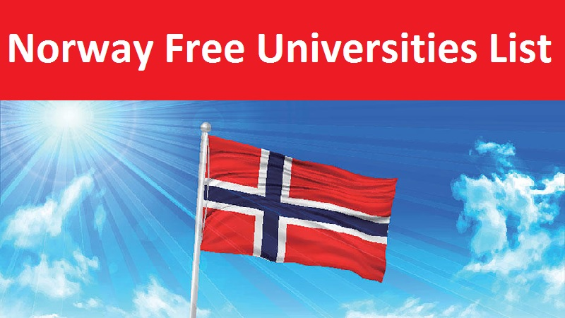 Norway Free Universities