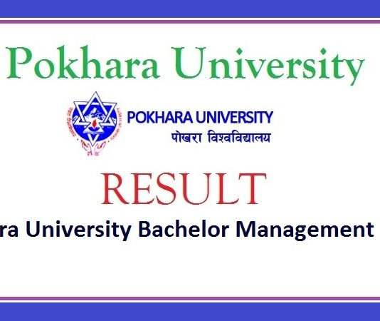 Pokhara University Bachelor Management Result
