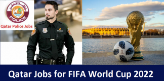 Qatar Jobs for FIFA World Cup 2022