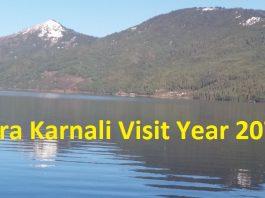 Rara Karnali Visit Year 2075