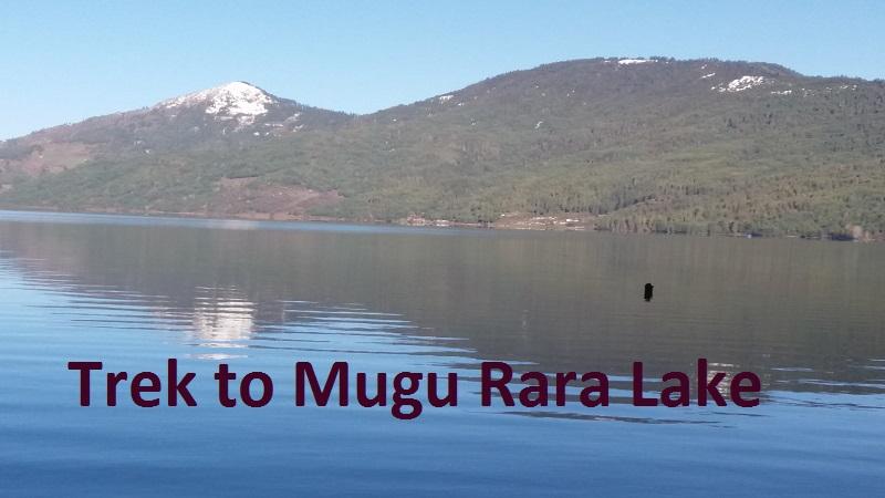 Mugu Rara Lake