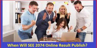 SEE 2074 Online Results