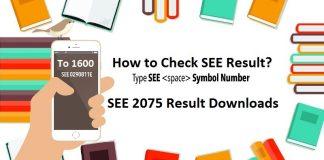 SEE 2075 Result Downloads