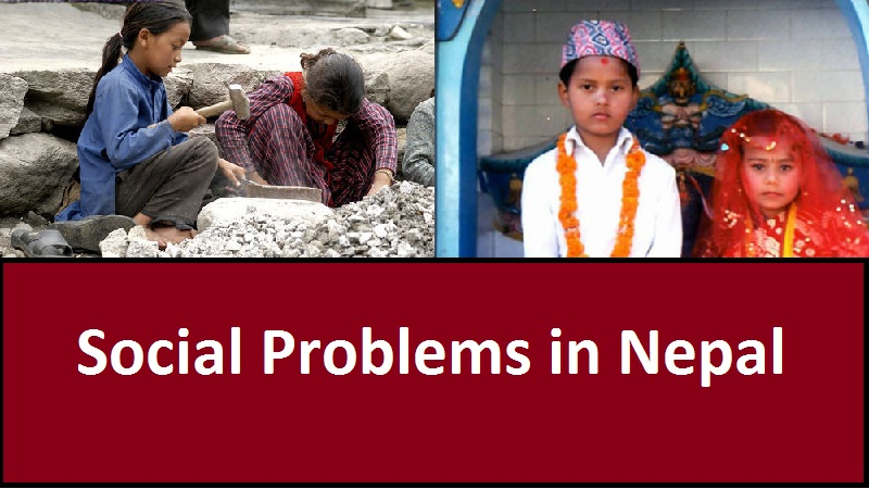 Social Problems in Nepal