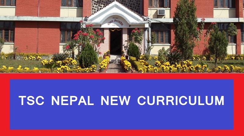 TSC Nepal New Curriculum