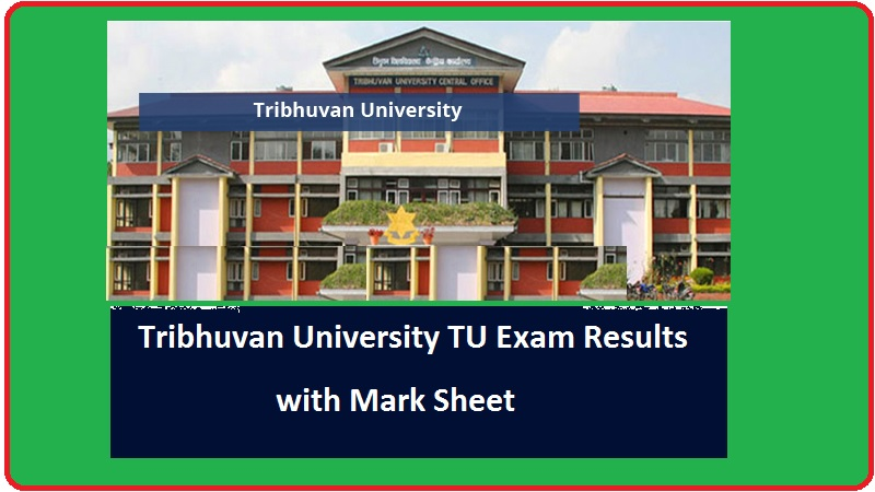 TU Exam Results