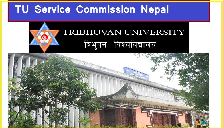 tu service commission nepal