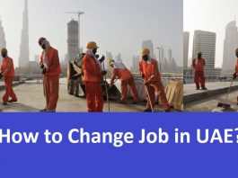 How to Change Job in UAE?
