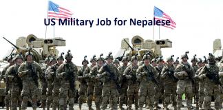 US Military Job