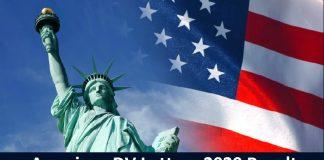 American DV Lottery 2020 Result