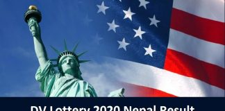DV Lottery 2020 Nepal Result