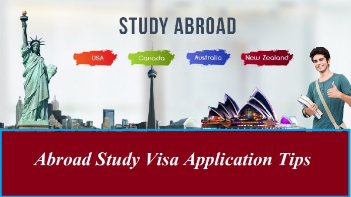 abroad study tips